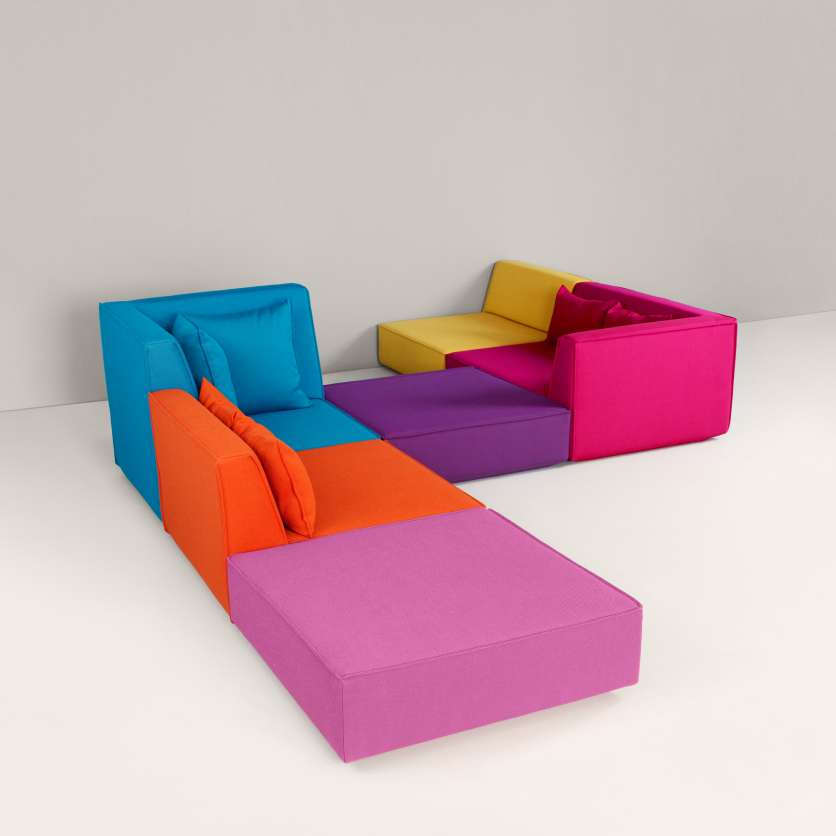 Sofa ensemble – arranged for communication