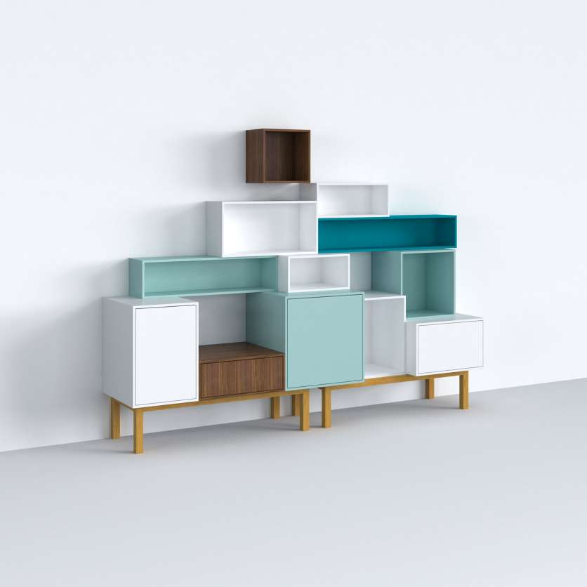 Modulare Sideboards