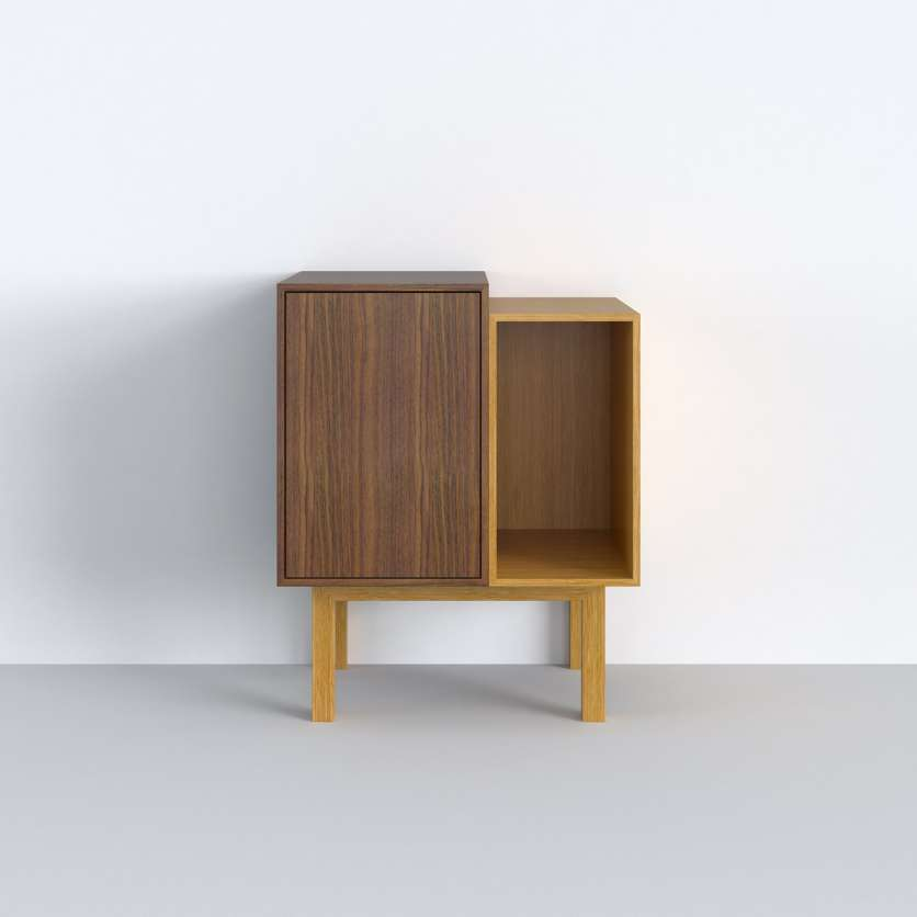 Mini sideboard with character