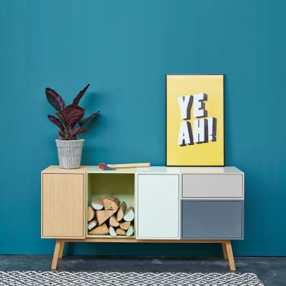 Buffet modulable au design moderne