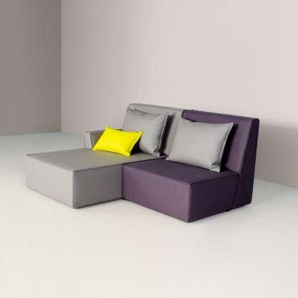 Il fascino della riservatezza per il divano 2 posti