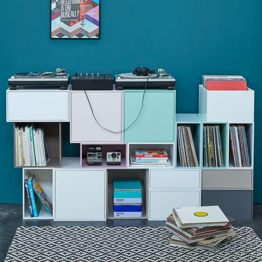 Modular DJ desk