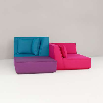 Sofa für verschiedene Perspektiven