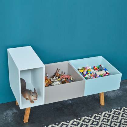 Sideboard for LPs