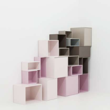 Scaffale Modulare Cubit