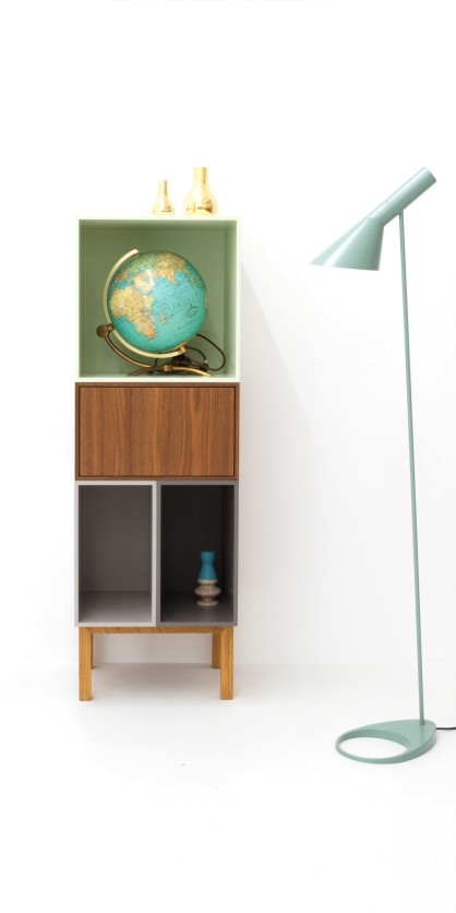 Individual sideboard with plenty of storage space