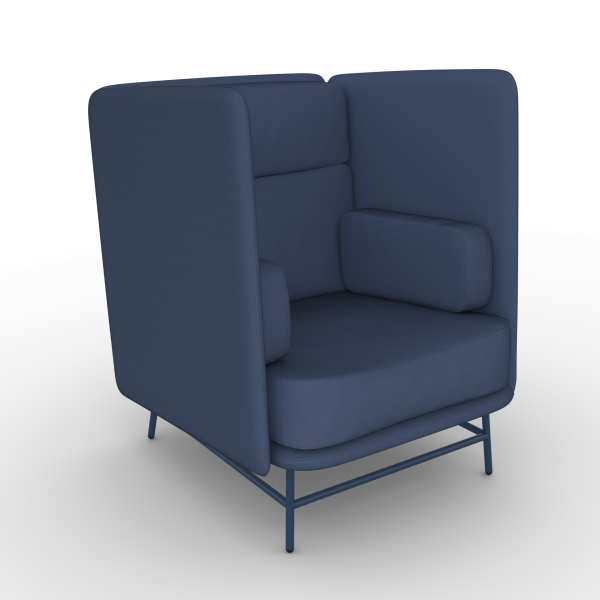 Bits Lounge Chair - Ego Version