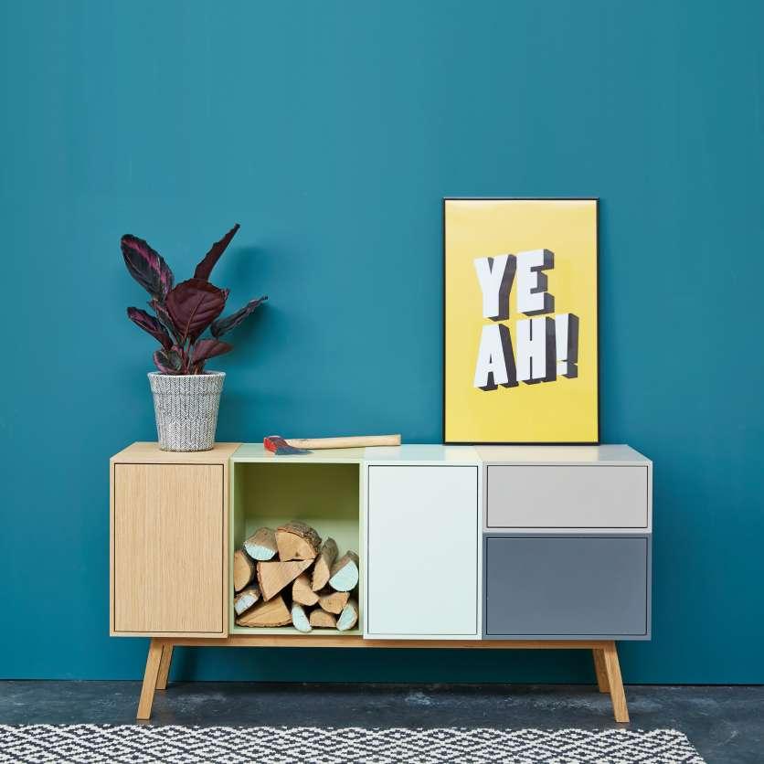 Buffet modulable au design moderne
