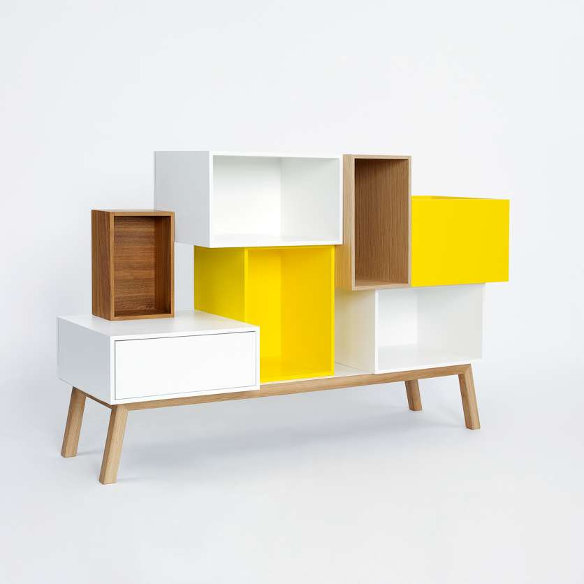 Sideboard for all kinds of entertainment