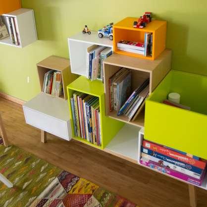 Sideboard für das Kinderzimmer